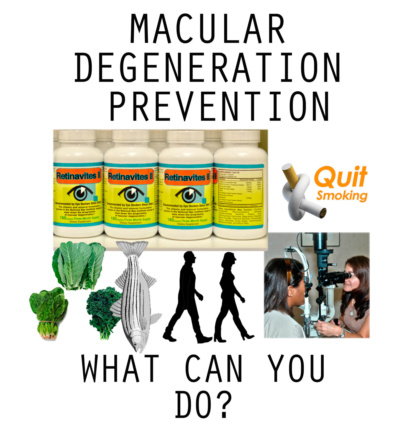Macular Degeneration Prevention
